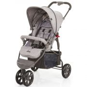 Carrinho Passeio Moving Light Graphite Grey (Cinza) - ABC Design
