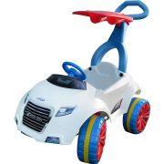 Carro com Empurrador Xrover Pedal Branco - Xalingo