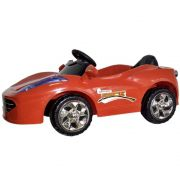 Carro Elétrico Infantil 6v 3km/h Vermelho - Importway