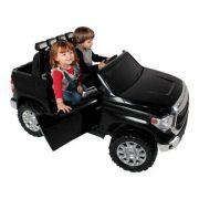 Carro Elétrico Infantil Toyota Tundra JJ 2255 24v Preto - Belfix
