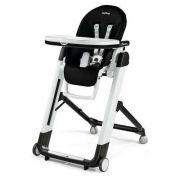 Cadeira Para Refeição Siesta Licorice (Preto) - Peg-perego