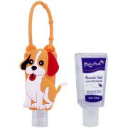 GEL REFRESCANTE 30ML COM HOLDER CACHORRO - BRASBABY