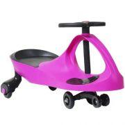 Giro Car Carrinho Infantil Rosa - Importway