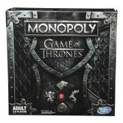 JOGO MONOPOLY GAME OF THRONES - HASBRO