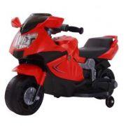 Mini Moto Elétrica Vermelho 6v - Importway
