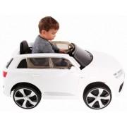 Mini Veículo Elétrico Audi Q7 SUV (Branco) R/C 12V II - Belfix