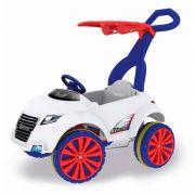 Mini Veículo Infantil Carro com Empurrador Xrover Pedal (Branco) - Xalingo