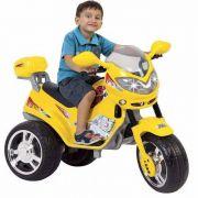 Moto Elétrica Infantil Mt Speed Amarelo - Magic Toys