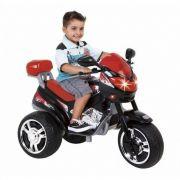 Moto Elétrica Infantil Mt Speed Preta - Magic Toys