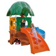 Playground Casinha Casa na Árvore (Sem Balanço) - Xalingo