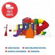 Playground Completo Polyplay Colossos 0975.4 - Xalingo