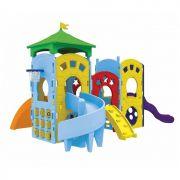 Playground Multi Atividades Play Modular Future - Xalingo
