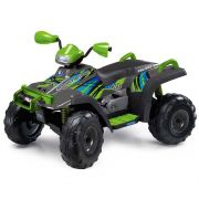 Quadriciclo Elétrico Polaris Sportsman 700 Twin 12v New Lime - Peg-Pérego