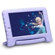 Tablet Disney Frozen Plus Wi-fi Tela 7 Pol. 16GB Quad Core Multilaser