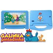 Tablet Infantil Galinha Pintadinha Plus - Multilaser