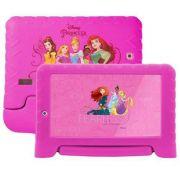 Tablet Infantil Princesas Disney Plus (Quad core - Android - 8GB) - Multilaser