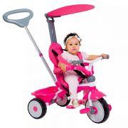 Triciclo Comfort Ride 3x1 Rosa - Xalingo