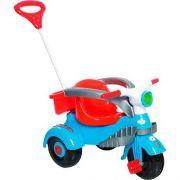 Triciclo Velocita Classic Azul - Calesita