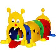 Túnel Infantil Centopeia Para Crianças De 2 a 4 Anos - Importway