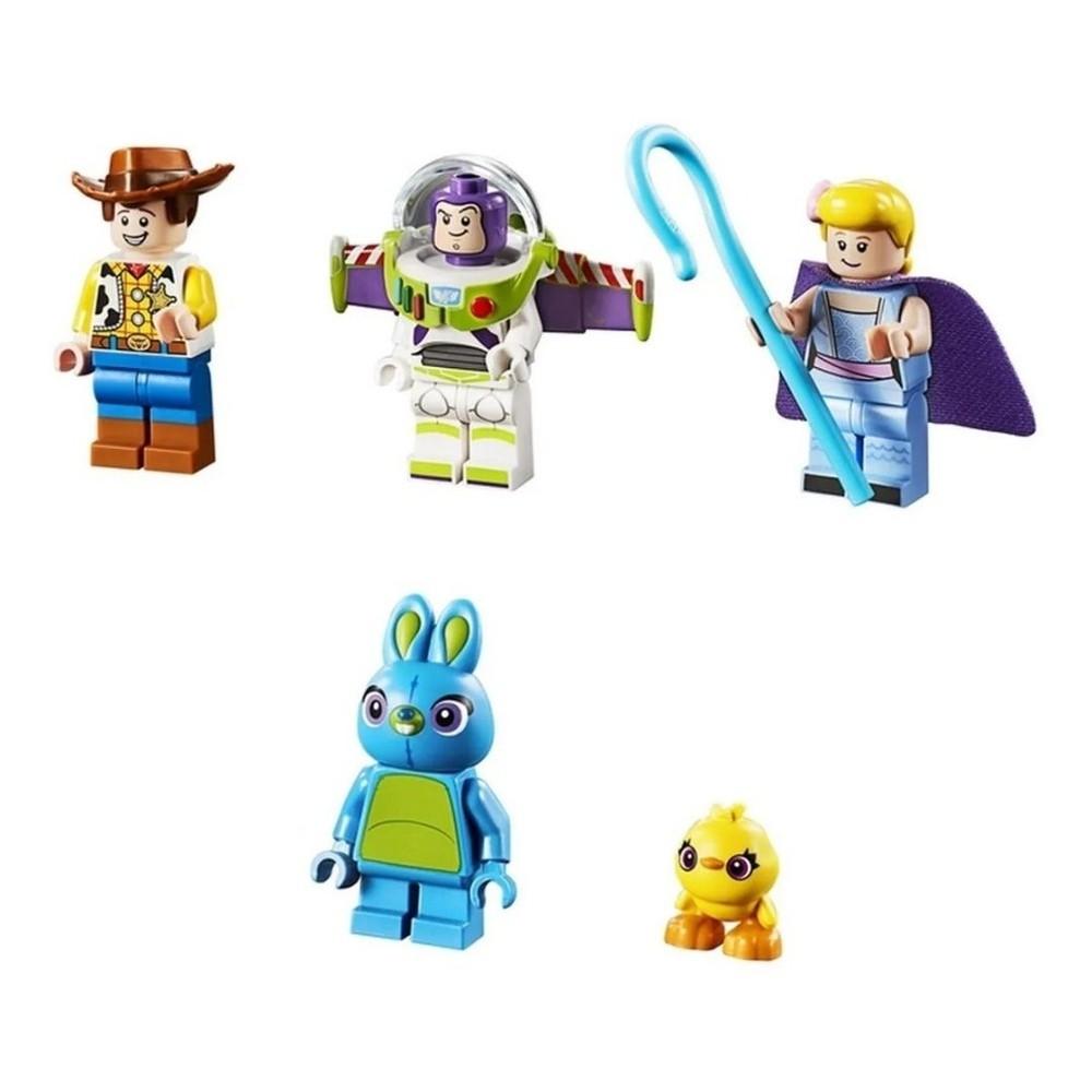 A PAIXAO PELO CARNAVAL DE BUZZ E WOODY! (10770) - LEGO