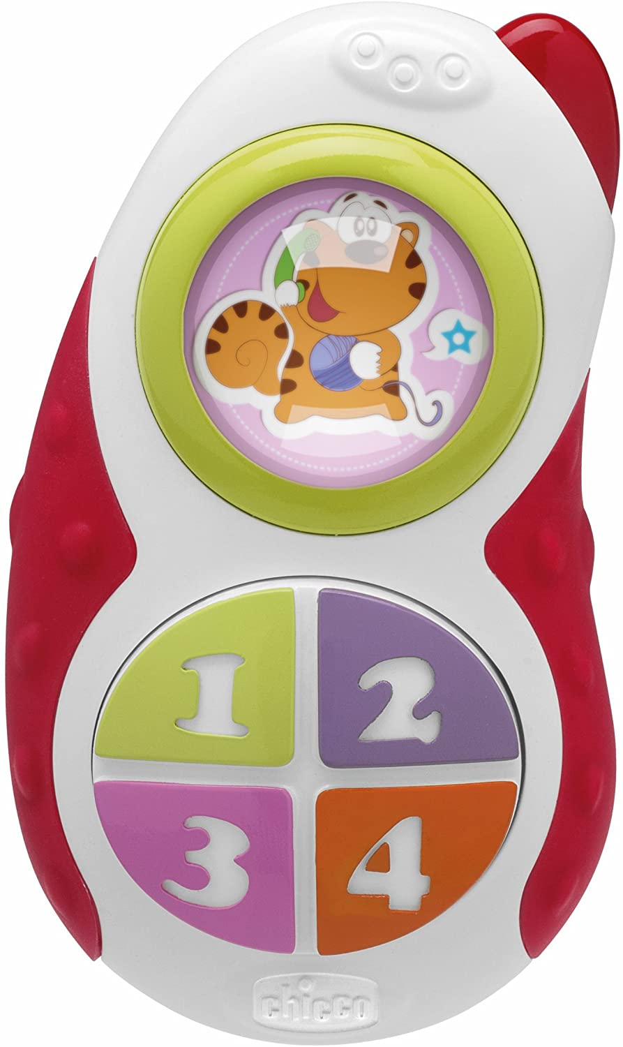 BABY PHONE COLORIDO - CHICCO