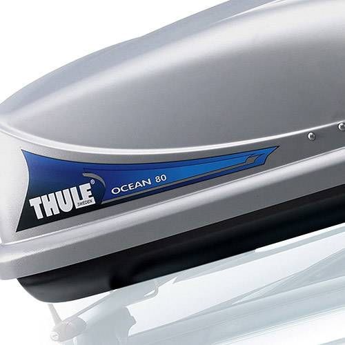 Bagageiro de Teto Thule Ocean 80 (Cinza) - Thule