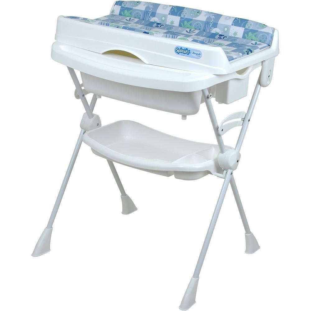 Banheira Splash Peixinhos Azul II - Burigotto