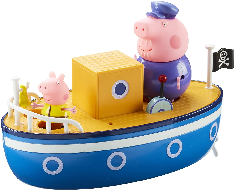 BARCO DO VOVO PEPPA PIG - SUNNY