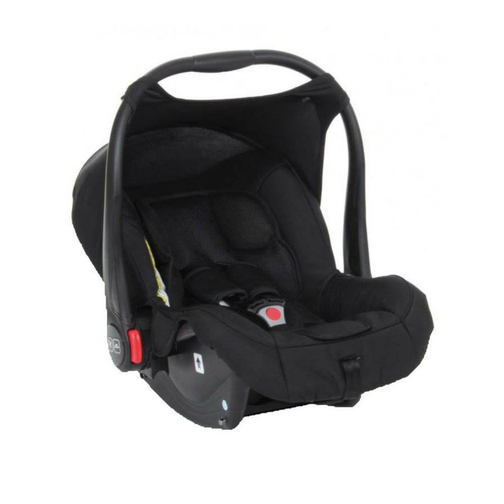 Bebê Conforto Risus Piano (Preto) - ABC Design