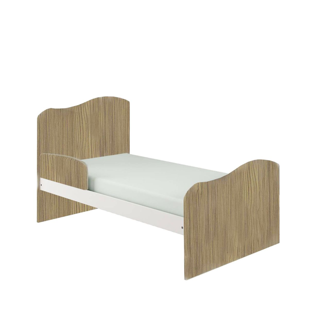 Berço Mini Cama Munique Wengue - Canaã