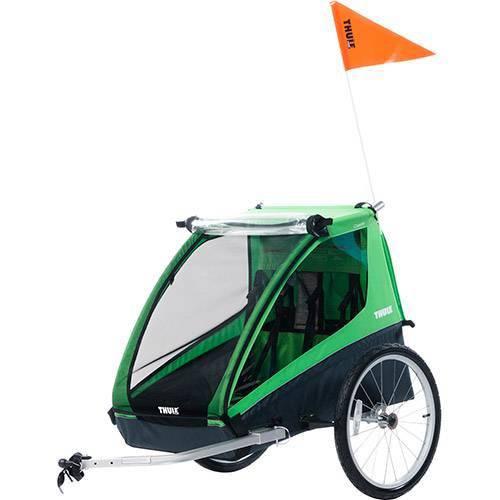 Bike Trailer Para 1 Ou 2 Bebes Thule Cadence - Thule