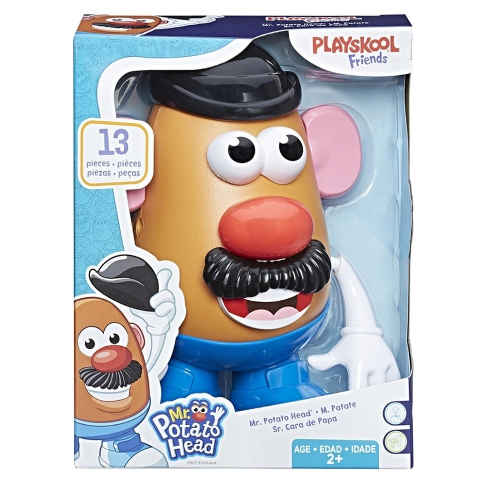BONECO MR. POTATO NOVO VISUAL (COD 1491_SR BATATA) - HASBRO