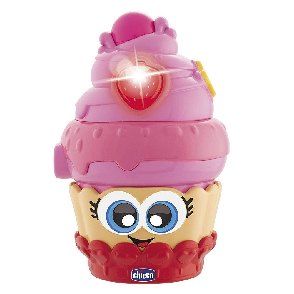 BRINQUEDO MUSICAL CANDY - A DOCEIRA - CHICCO