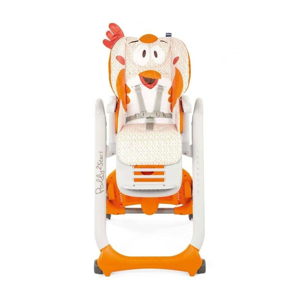 Cadeira Alimentação Polly2start Chicken (Galinha) - Chicco
