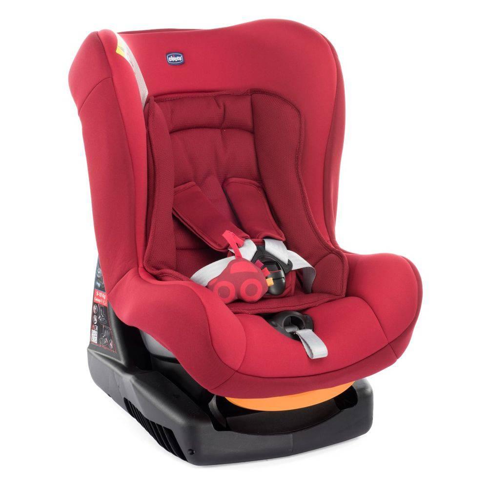 Cadeira Auto Cosmos Red Passion 0 a 18 Kg - Chicco