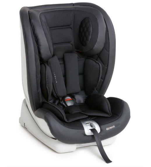 Cadeira Auto Isofix Technofix 9 à 36Kg Black - Dzieco