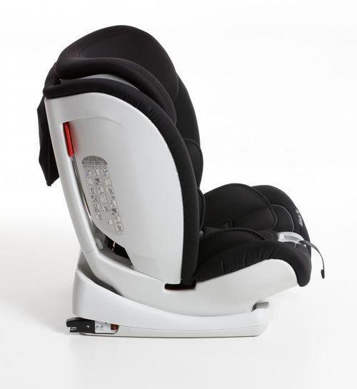 Cadeira Auto Isofix Technofix Isofix 9 à 36Kg Preto II - Dzieco