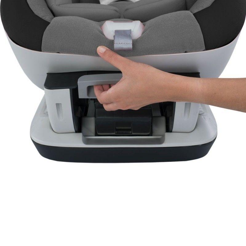 Cadeira Auto Seat Up 012 Perl (Cinza) - Chicco