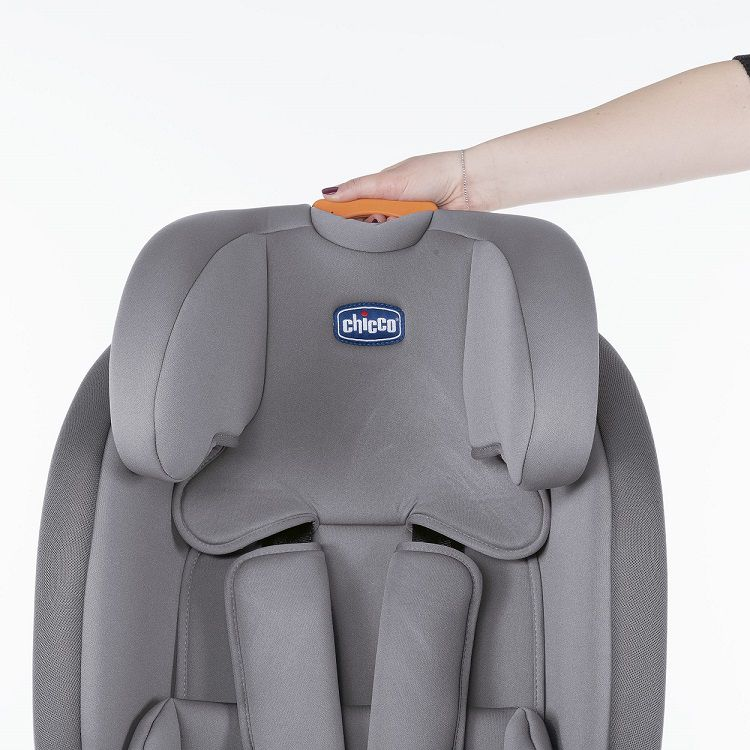 Cadeira Auto Youniverse Isofix 9 a 36kg Perl (Cinza) - Chicco