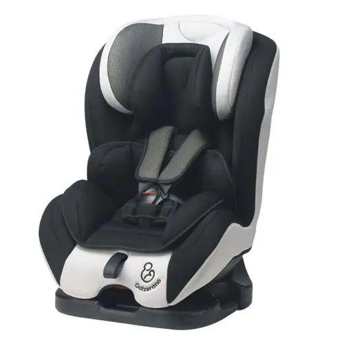 Cadeira de Auto Long Life 0 à 36Kg Preto Cinza - Dzieco
