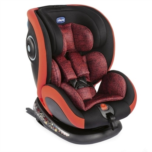 CADEIRA DE AUTO SEAT 4 FIX POPY RED (VERMELHO) - CHICCO