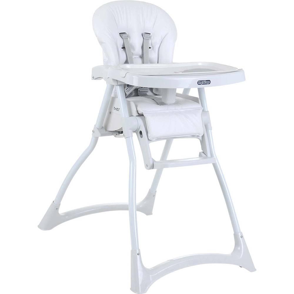 Cadeira de Refeição Merenda Branco - Burigotto