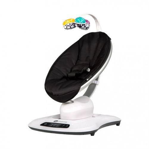 Cadeira Mamaroo 4.0 Classic Black - 4 Moms