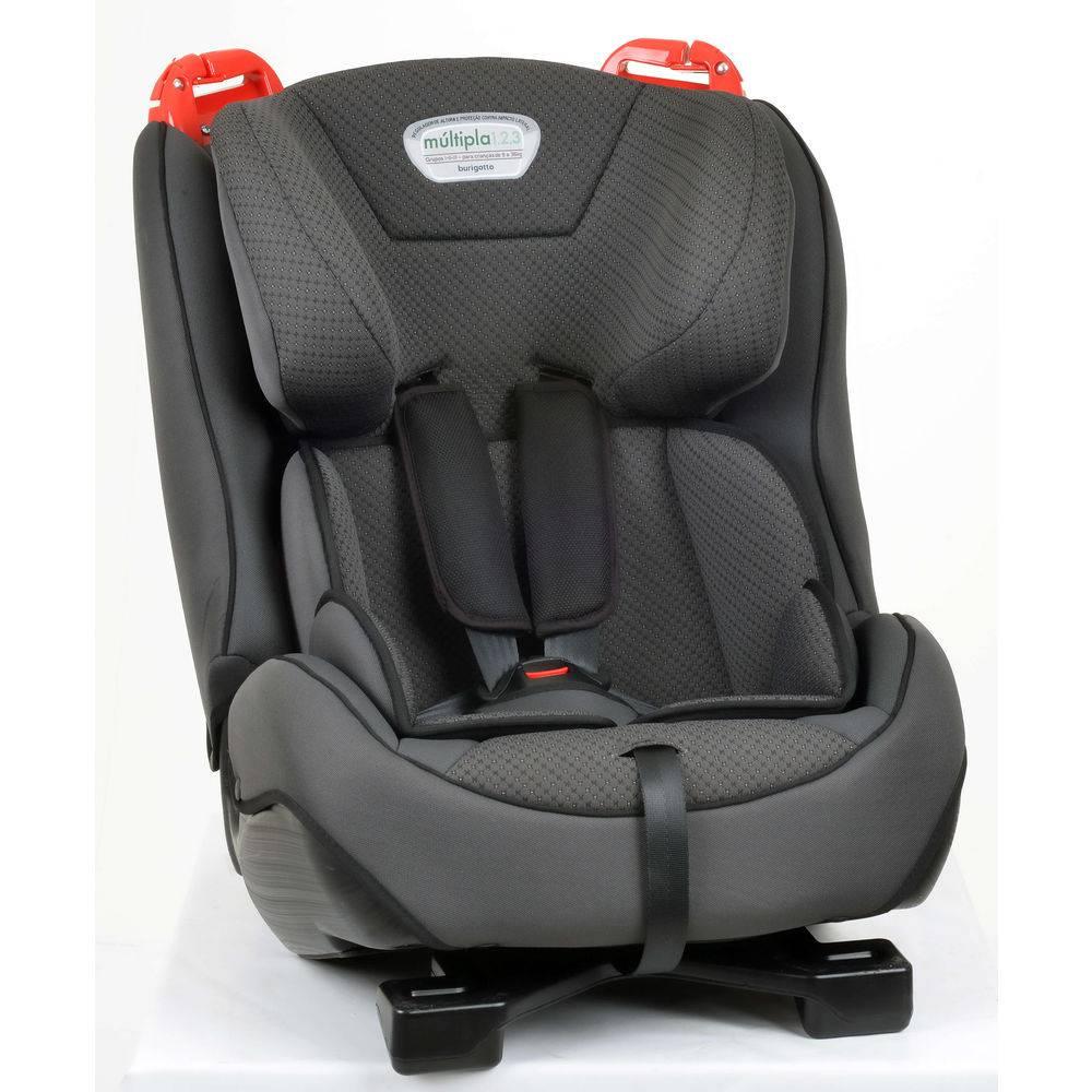 Cadeira para Auto Burigotto Múltipla New Memphis 9kg à 36kg - Burigotto