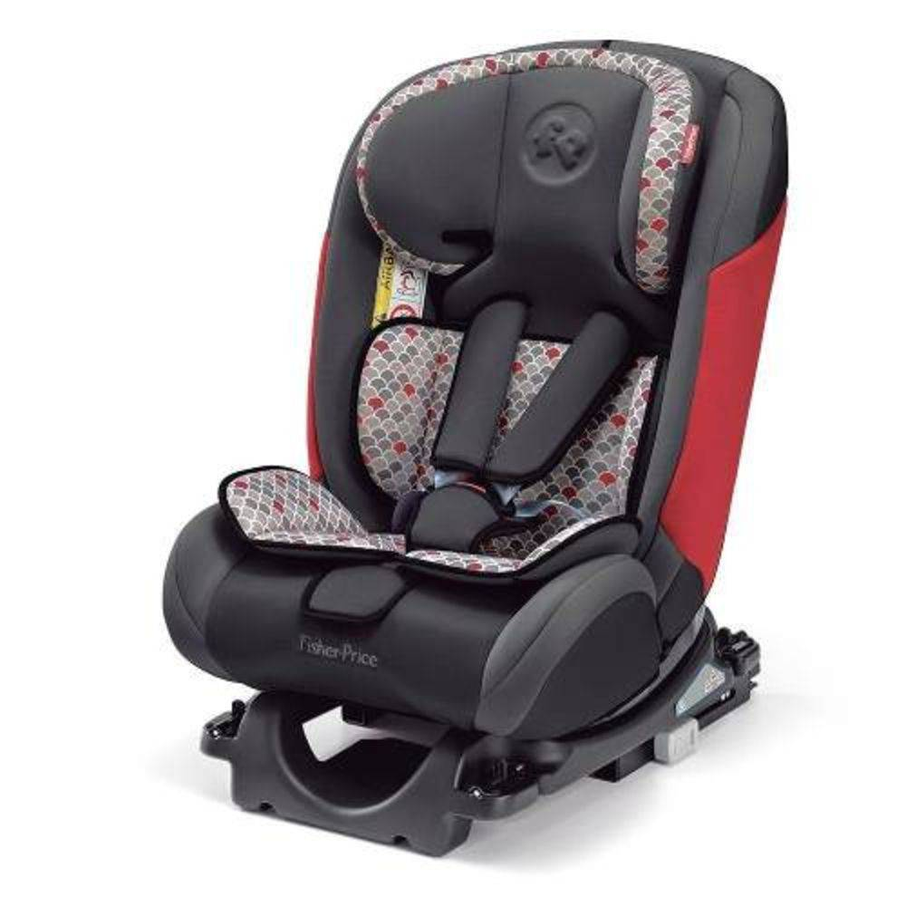 Cadeira para Auto de 0 a 36 kg - All-Stages Fix Vermelho - Fisher-Price