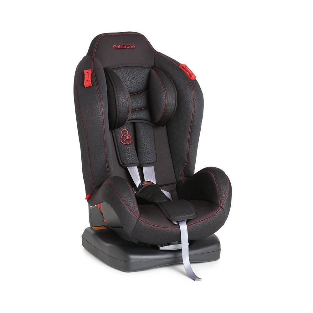 Cadeira para Auto Flyn de 9 a 25Kg Black Preto - Galzerano