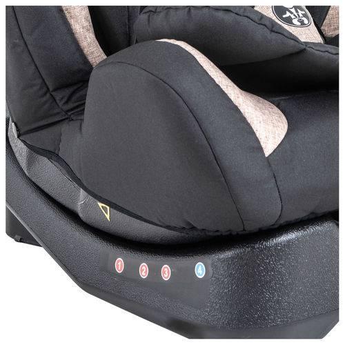 Cadeira Para Auto Grow Preto e Bege 0 a 36 Kg - Kiddo