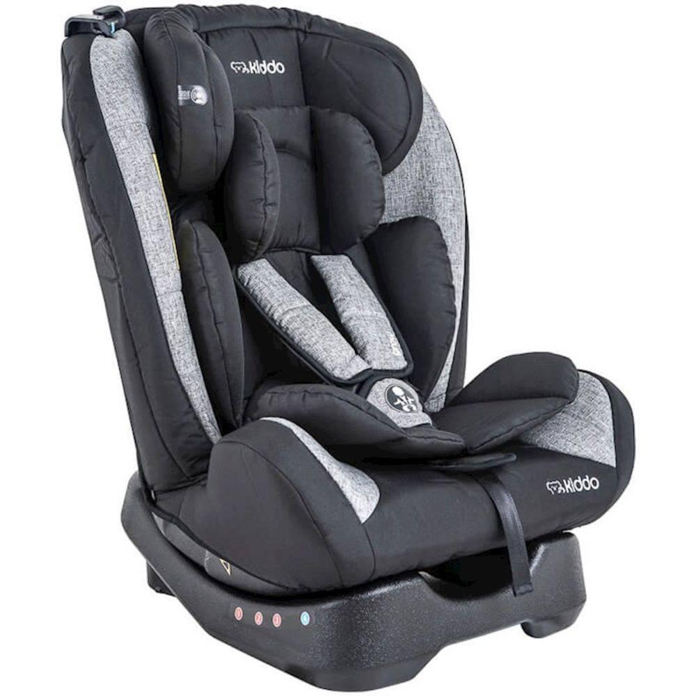 Cadeira Para Auto Grow Preto E Cinza 0 a 36 Kg - Kiddo