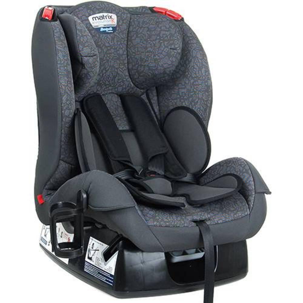 Cadeira para Auto Matrix Evolution K-Memphis (Antiga) Até 25Kg - Burigotto