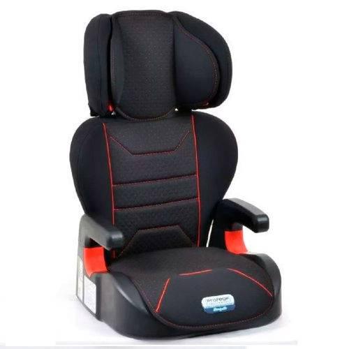 Cadeira para Auto Protege - Dot Vermelho - 15 a 36Kg - Burigotto